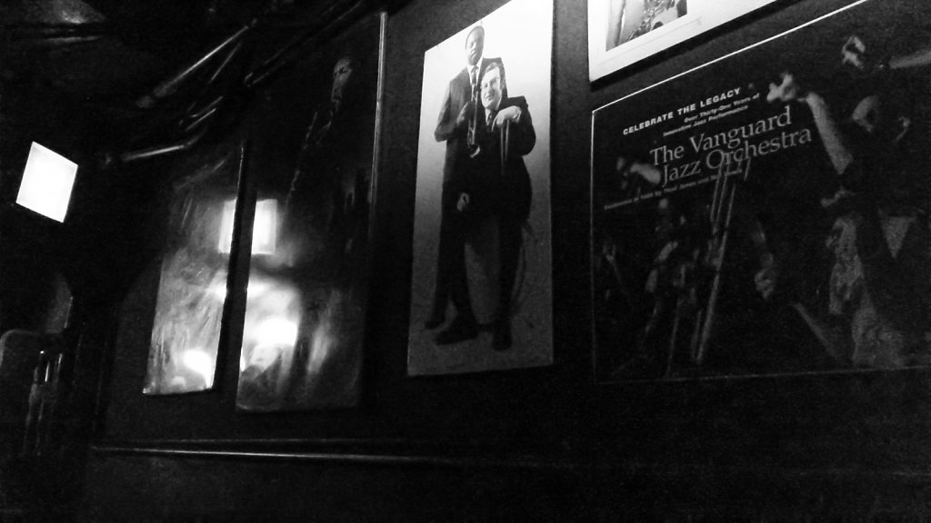 New-York, Village Vanguard (2014)